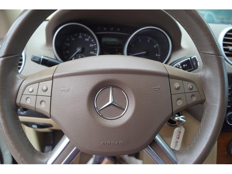 2008 Mercedes-Benz M-Class AWD ML 350 4MATIC 4dr SUV - East Providence RI