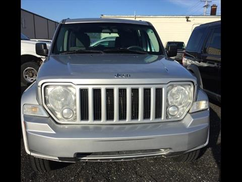 2008 Jeep Liberty for sale in East Providence, RI