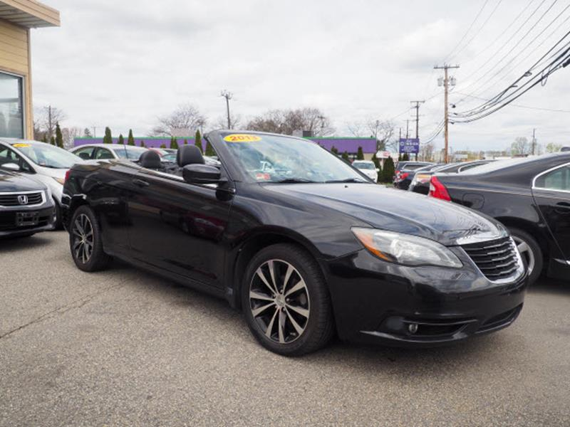 convertible chrysler veh contact in hasbrouck limited