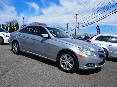 2010 Mercedes-Benz E-Class for sale in East Providence, RI