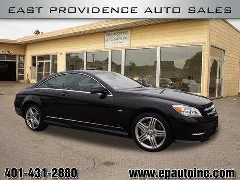 2012 Mercedes-Benz CL-Class for sale in East Providence, RI