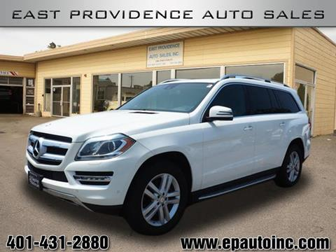 2016 Mercedes-Benz GL-Class for sale in East Providence, RI