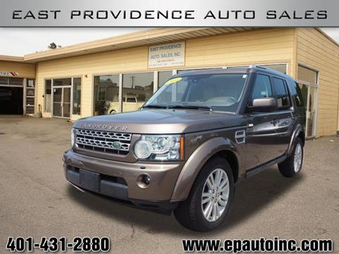 2011 Land Rover LR4 for sale in East Providence, RI