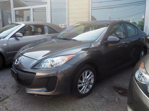 2012 Mazda MAZDA3 for sale in East Providence, RI