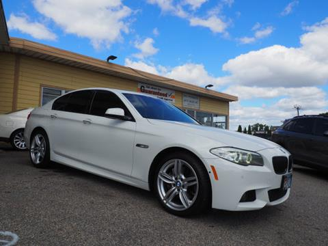 2013 BMW 5 Series for sale in East Providence, RI