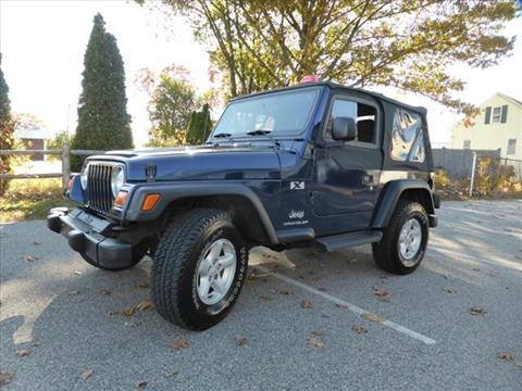 2003 Jeep Wrangler for sale in East Providence, RI