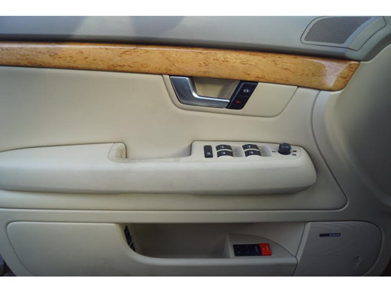 2007 Audi A4 AWD 3.2 quattro 4dr Sedan (3.1L V6 6A) - East Providence RI