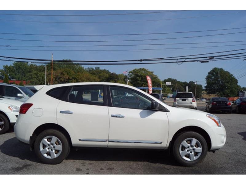 2011 Nissan Rogue AWD SV 4dr Crossover - East Providence RI
