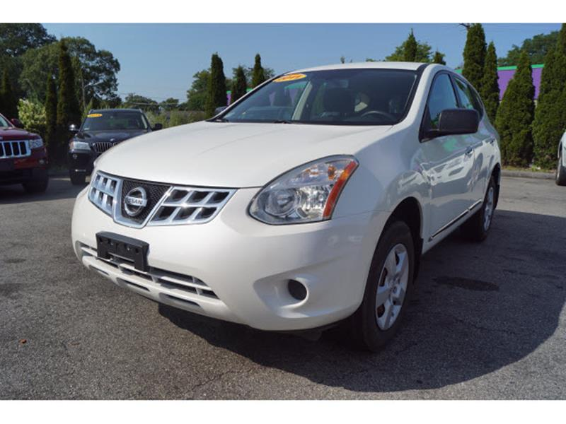 2011 Nissan Rogue AWD SV 4dr Crossover In East Providence RI - East
