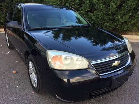 2007 Chevrolet Malibu for sale in Chantilly, VA