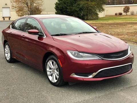 2015 Chrysler 200 for sale in Spotsylvania, VA