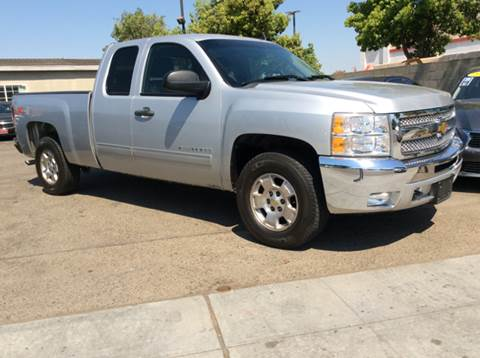 2012 Chevrolet Silverado 1500 for sale in Fresno, CA