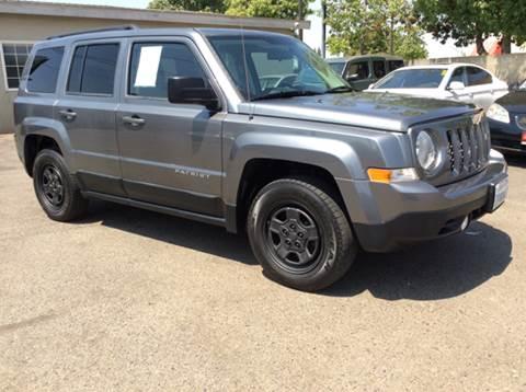 2011 Jeep Patriot for sale in Fresno, CA