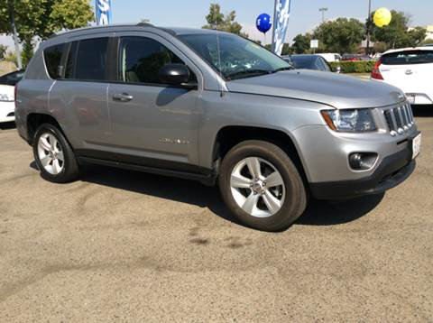 2015 Jeep Compass for sale in Fresno, CA