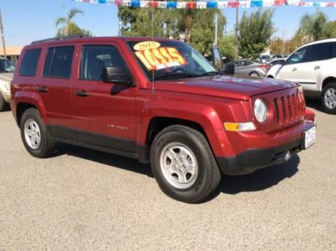 2015 Jeep Patriot for sale in Fresno, CA
