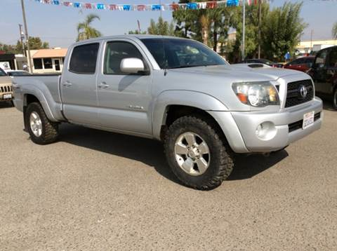 2011 Toyota Tacoma for sale in Fresno, CA