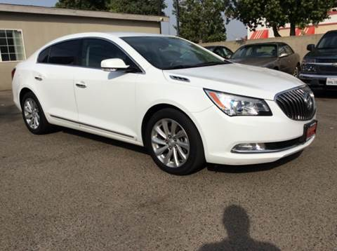 2015 Buick LaCrosse for sale in Fresno, CA