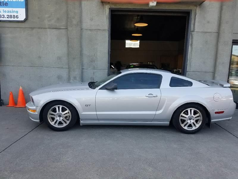 2005 Ford Mustang GT Premium 2dr Coupe - Seattle WA