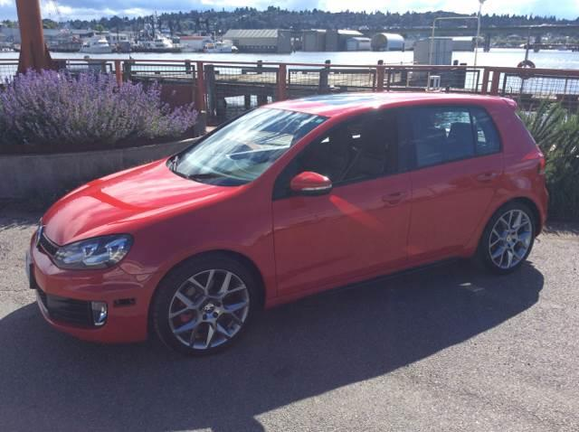 2013 Volkswagen GTI 4dr Hatchback 6A w/ Sunroof and Navigation - Seattle WA