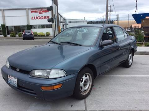 1994 GEO Prizm for sale in Seattle, WA