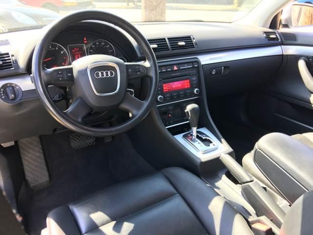 2007 Audi A4 AWD 2.0T quattro 4dr Sedan (2L I4 6A) - Seattle WA