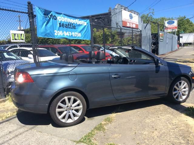 2007 Volkswagen Eos 2.0T 2dr Convertible (2L I4 6A) - Seattle WA