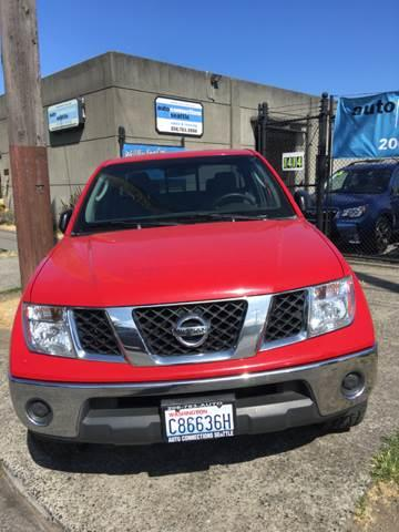 2007 Nissan Frontier SE 4dr King Cab 4WD 6.1 ft. SB (4L V6 5A) - Seattle WA