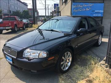 2002 Volvo S80 for sale in Seattle, WA