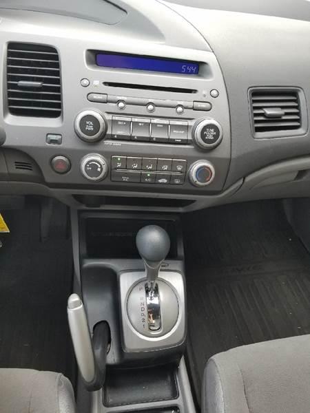 2008 Honda Civic LX 4dr Sedan 5A - Seattle WA