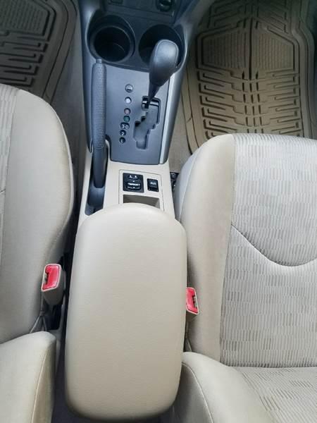 2010 Toyota RAV4 4x4 4dr SUV - Seattle WA
