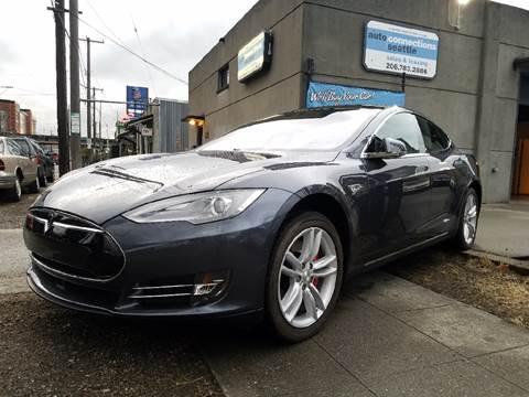 2016 Tesla Model S for sale in Seattle, WA