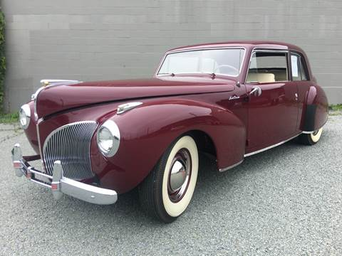 1941 Lincoln Continental for sale in Seattle, WA