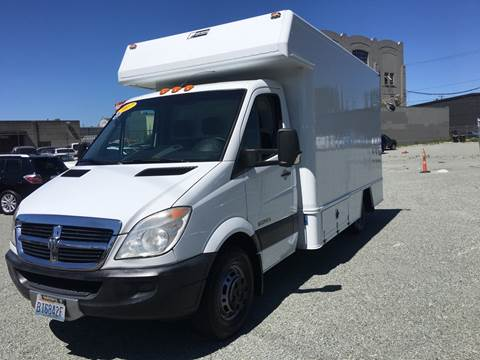2007 Dodge Sprinter Cab Chassis for sale in Seattle, WA