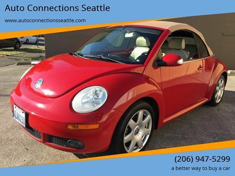 2006 Volkswagen New Beetle for sale in Seattle, WA