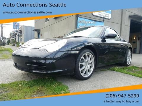 2002 Porsche 911 for sale in Seattle, WA