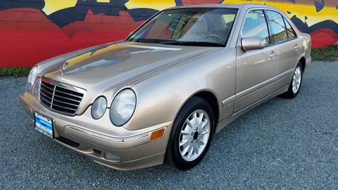 Mercedes Of Seattle >> 2000 Mercedes Benz E Class For Sale In Seattle Wa