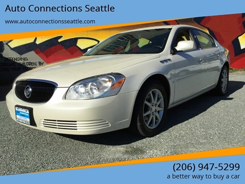 2008 Buick Lucerne for sale in Seattle, WA