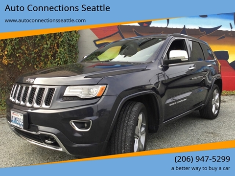 2014 Jeep Grand Cherokee for sale in Seattle, WA