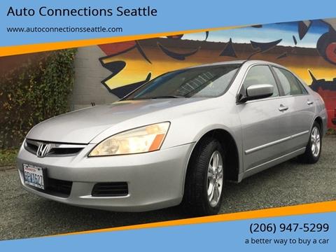 2006 Honda Accord for sale in Seattle, WA