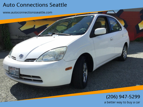 2003 Toyota Prius for sale at Auto Connections Seattle in Seattle WA