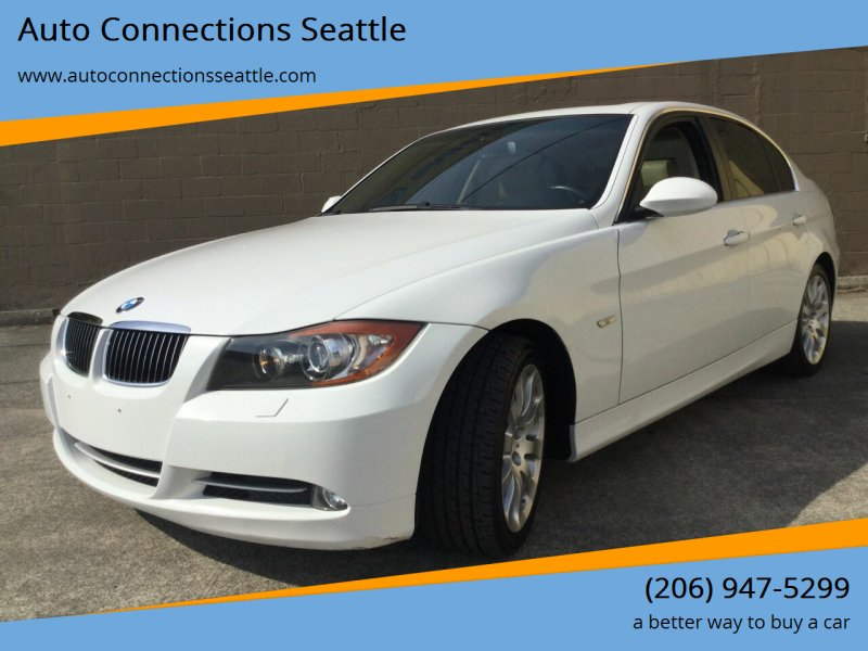2007 BMW 3 Series for sale at Auto Connections Seattle in Seattle WA