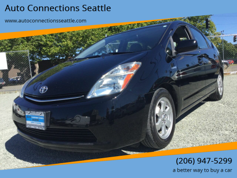 2007 Toyota Prius for sale at Auto Connections Seattle in Seattle WA