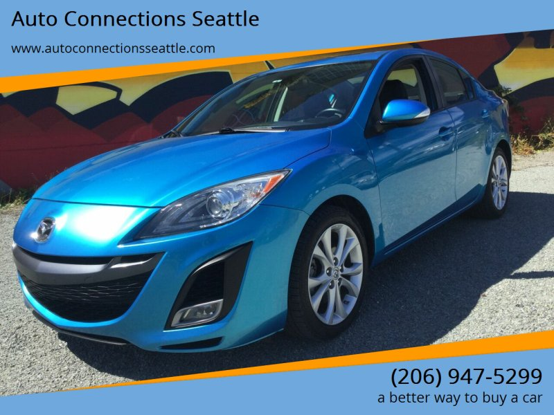 2010 Mazda MAZDA3 for sale at Auto Connections Seattle in Seattle WA