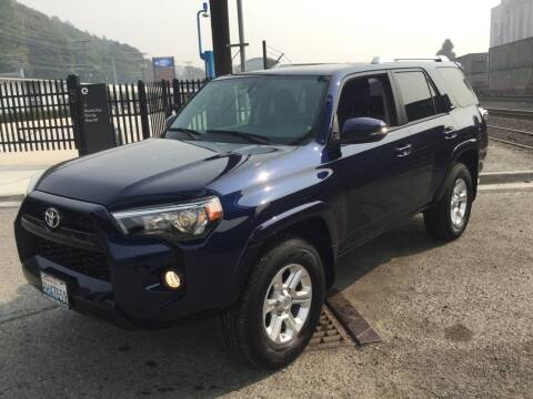 2016 Toyota 4Runner for sale at Auto Connections Seattle in Seattle WA