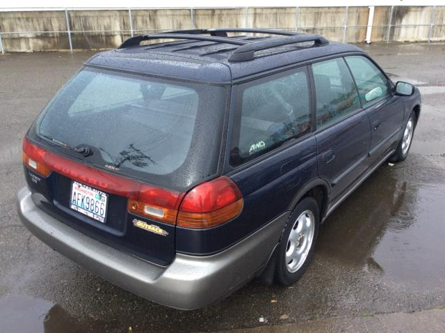 1995 Subaru Legacy AWD L 4dr Wagon - Seattle WA