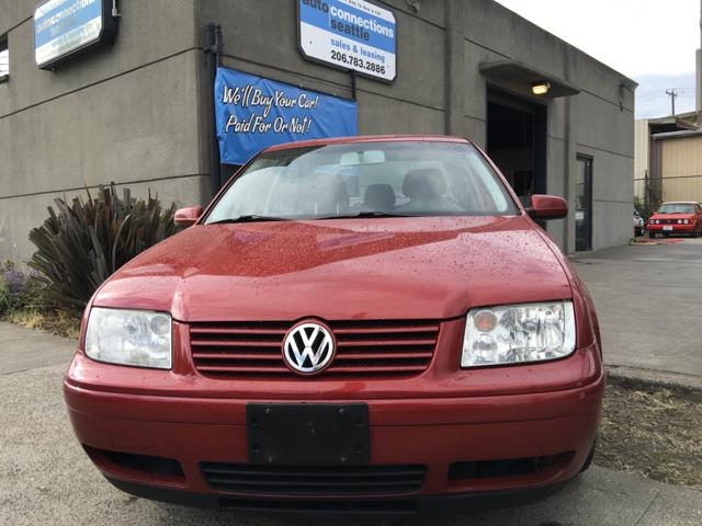 2000 Volkswagen Jetta 4dr GLS 1.8T Turbo Sedan - Seattle WA