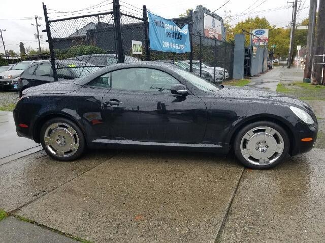 2002 Lexus SC 430 2dr Convertible - Seattle WA