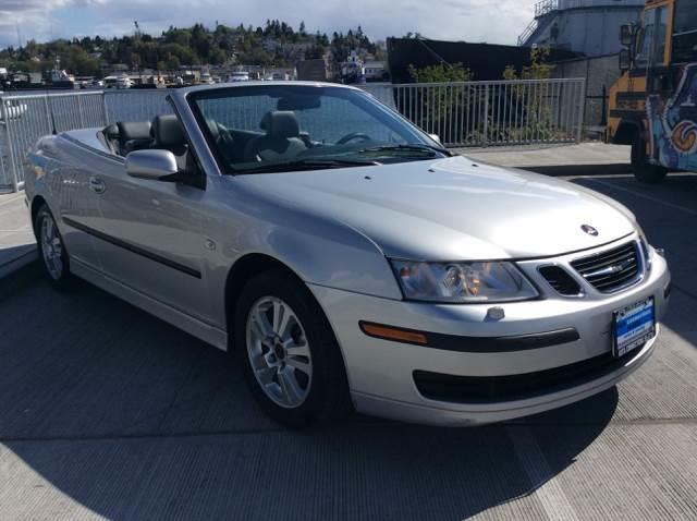 2006 Saab 9-3 2.0T 2dr Convertible - Seattle WA
