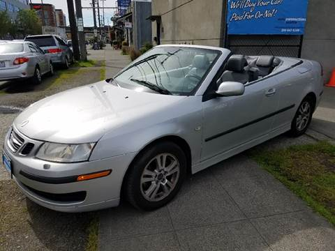 2006 Saab 9-3 for sale in Seattle, WA