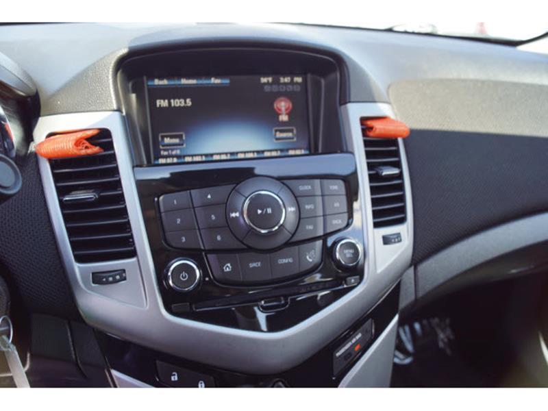 2014 Chevrolet Cruze 2LT Auto 4dr Sedan w/1SH - Houston TX